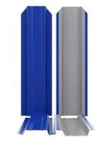 Штакетник П-образный узкий 85 мм
