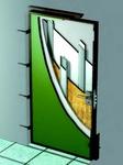 Плита ТЕХНО ОЗД (Плита огнезащитная для изоляции дверей)